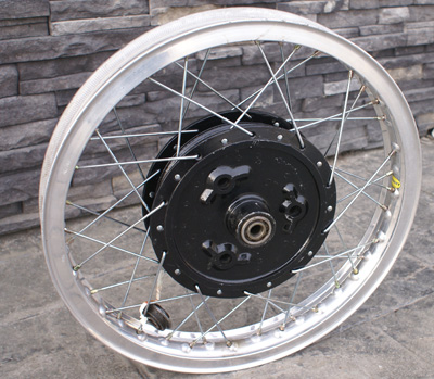 norton wheel